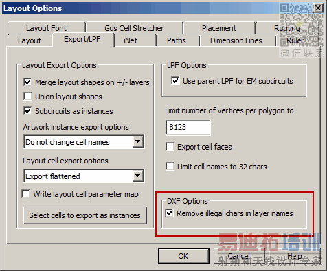 DXF Files Do Not Open in AutoCAD - AWR Microwave Office 教程