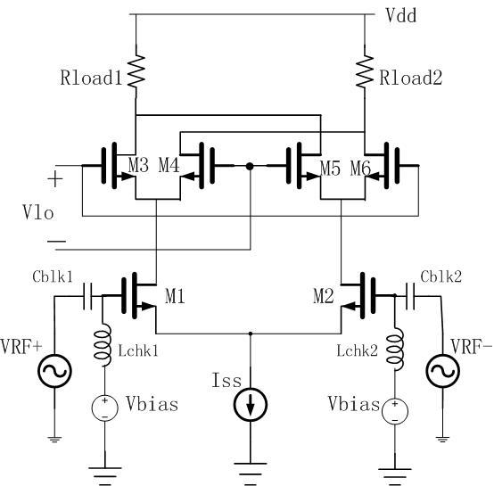 小弟本科毕设做得是一个吉尔伯特混频器,想得到它的1-db压缩点,开关级lo为理想方波信号,输入rf信号进行功率扫描,从-50dbm到0,hspicerf manual中有相关的例子,不过是单端输入的,现在rf信号是双端输入,利用.hb分析法,我怎么也仿真不出来.hb文件,高手帮我指点一下其中的问题所在吧 *traditional gilbet mixer .
