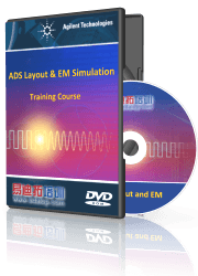 ADS Layout and EM Simulation,ADS2014,ADS2015,ADS2016