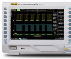RIGOL 隆重发布DS2000系列经济型数字示波器