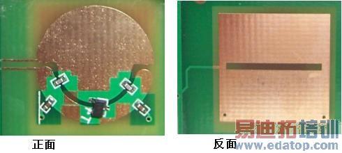 这种既有微带天线又有集中元件的电路能否用cst+ads