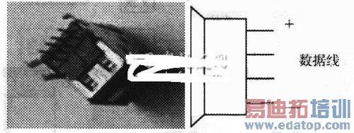 com 图1 系统框图 二,电路原理 edatop.