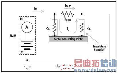 避雷器绝缘电阻测量接线图