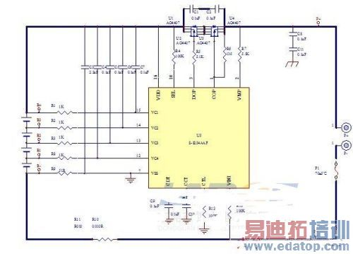 电子装备数字电路板自动检测仪设计