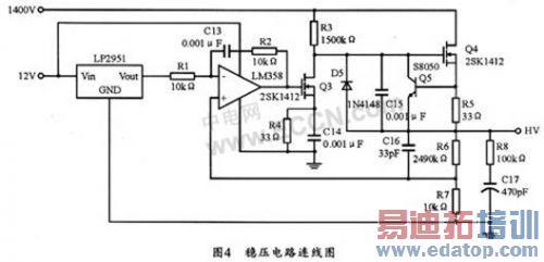 绝缘电阻测试仪的高压电源设计