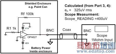 运算放大器电路固有噪声的分析与测量(六)