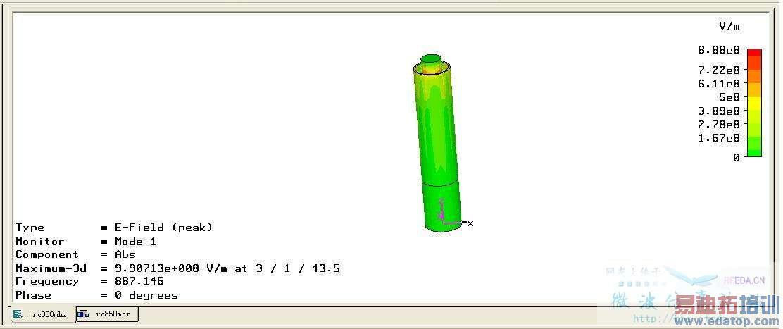 HFSS和CST电场的问题- 微波滤波器设计