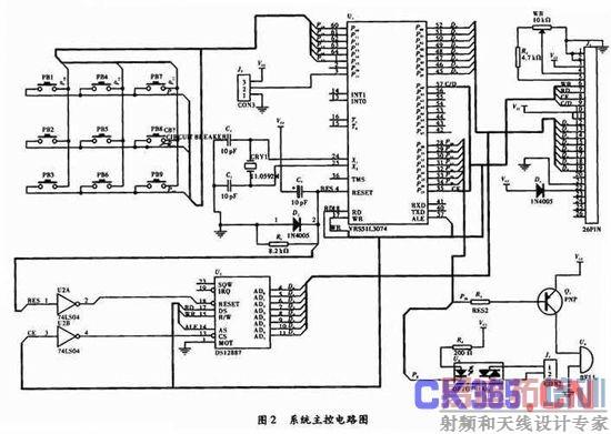 电路 电路图 电子 原理图 550_391