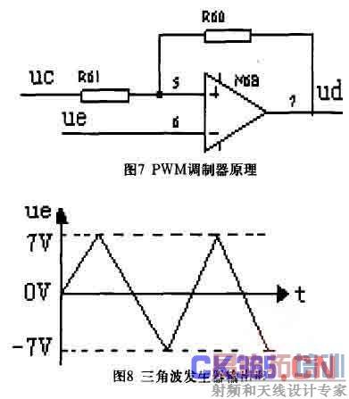 组成比例放大和积分单元,ps为调零输入端,调节ps可改变比例阀死区电流