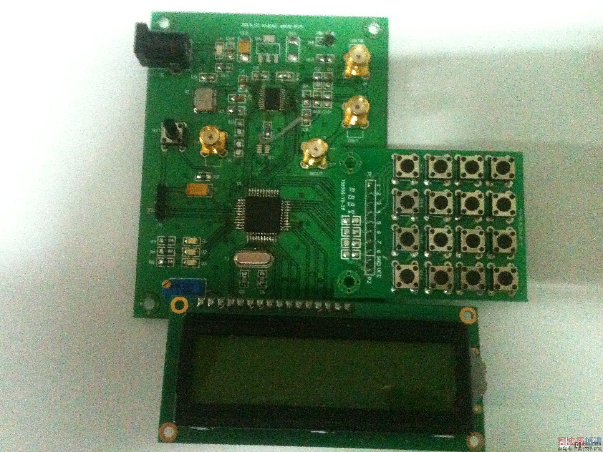 基于slh89f5162的信号发生器设计