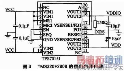 电源技术 线性稳压电源ldo > tms320f2808直接转矩控制的变频器设计